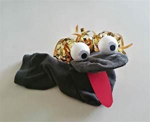 Marionnette à Main : bricolage fabriquer une marionnette avec une chaussette ~ Teatrodelosmanantiales.com Idées de Décoration