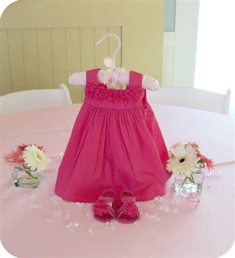 baby girl shower centerpieces sweet beginnings baby shower