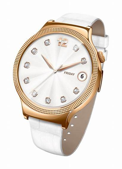 Huawei Elegant Ladies Wearables Gold Rose Specification