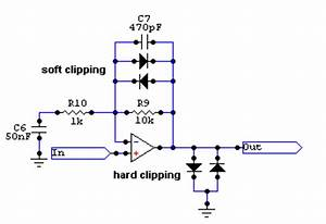 how do clipper circuits work quora With guitar distortion