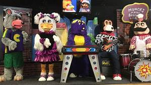 Chuck E Cheese Charts Chuck E Cheese Gets Rid Of The Animatronic Band For Good