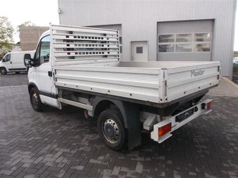 lkw 7 5 tonnen gebraucht kaufen renault master 2 5 dci pritsche transporter pritschenwagen in bornheim gebraucht kaufen bei