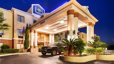 best western plus hill country suites hotels in san