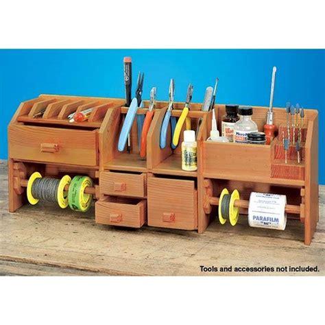 benchtop organizer shop   craft storage ideas