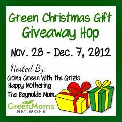 Green Christmas Gift Giveaway Hop Grand Prize Giveaway