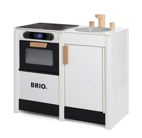 kitchen sink combo leo brio wooden kitchen stove sink combo white