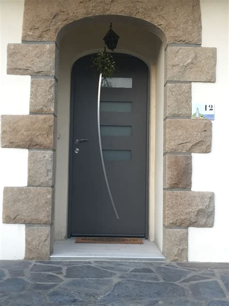 cuisine personnalisez votre porte d entr 195 169 e en alu costa menuiseries porte d entr 233 e maison