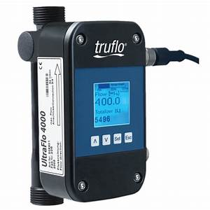 Ultraflo 4000 Series Ultrasonic Flow Meter