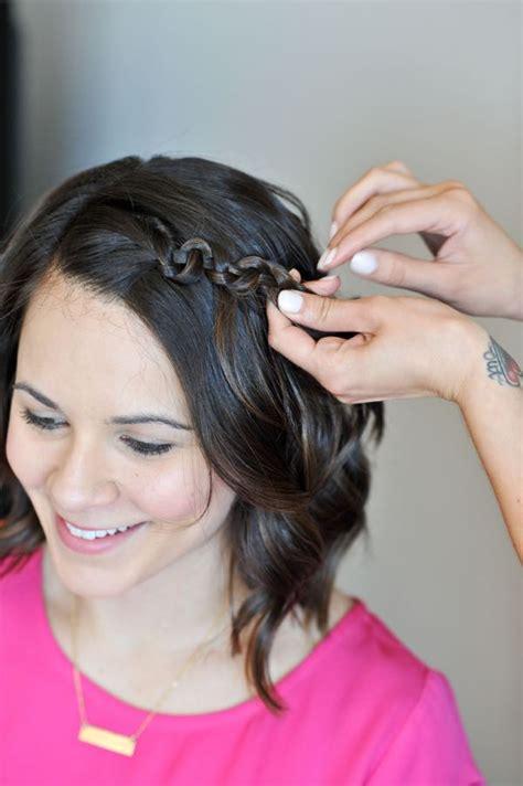 easy braids for hair macrame braid my style vita