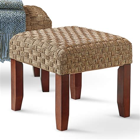 seagrass stool gump s