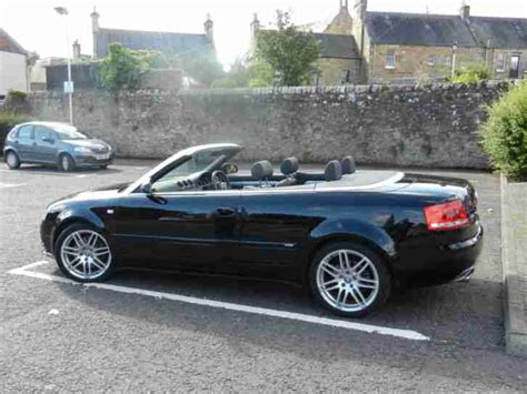 Audi Fsi Line Special Edition Convertible