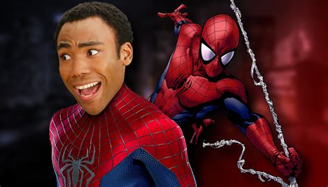 donald glover for spiderman donald glover leaves quot spider man quot fate on fans herodaily