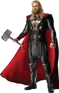 Marvel Le Thor by Palace Hotel Sydney Thor Spider Man Iron Man And