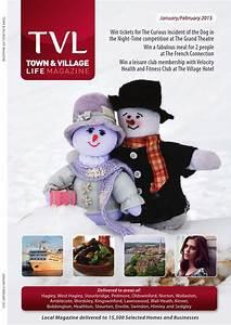 Town & Village Life Magazine - January/February 2015 by ...