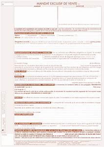 Délai Rétractation Compromis De Vente : itm 783 mandat exclusif de vente tissot le sp cialiste des formulaires juridiques ~ Gottalentnigeria.com Avis de Voitures