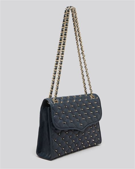 minkoff quilted affair minkoff shoulder bag large quilted affair with