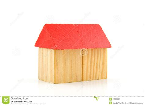 house made of blocks house made out of wooden blocks stock image image 11386831