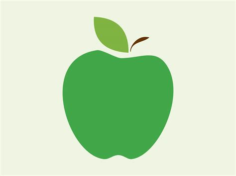 apple icon vector the gallery for gt apple vector silhouette