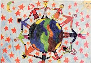 Human Rights images Child's Vision of World Peace HD ...