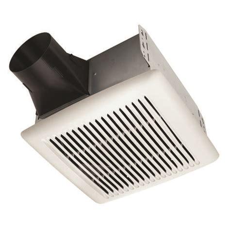 menards bathroom exhaust fan broan invent bath fan 50 cfm at menards