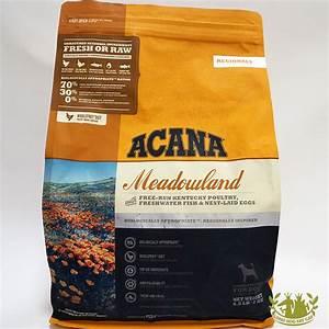 acana meadowland canine formula