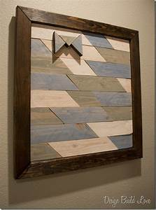 how to make wall art for your home using reclaimed wood With wood wall decor using reclaimed wood