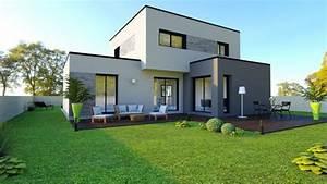 Choisir Couleur Facade Maison : quels choix pour mes fa ades maisons pep 39 s ~ Nature-et-papiers.com Idées de Décoration