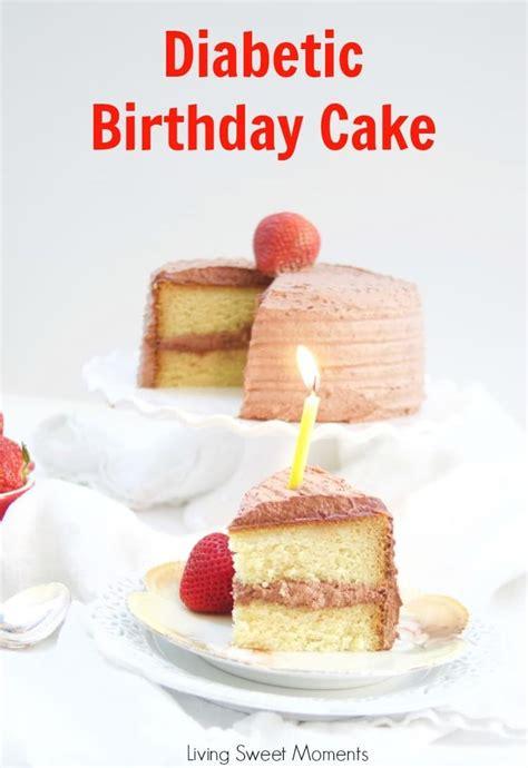 diabetic birthday cakes ideas  pinterest