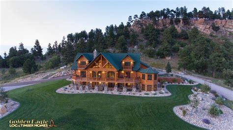 golden eagle log  timber homes photo gallery   timber house colorado mountain
