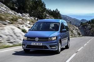Volkswagen Caddy Van : first drive volkswagen caddy van review small vans ~ Medecine-chirurgie-esthetiques.com Avis de Voitures