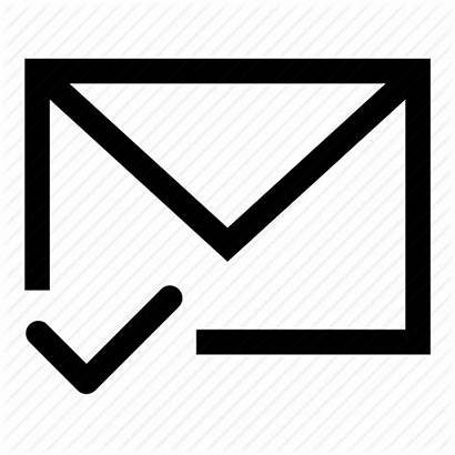 Delivered Mail Icon Mailer Remove Email Editor