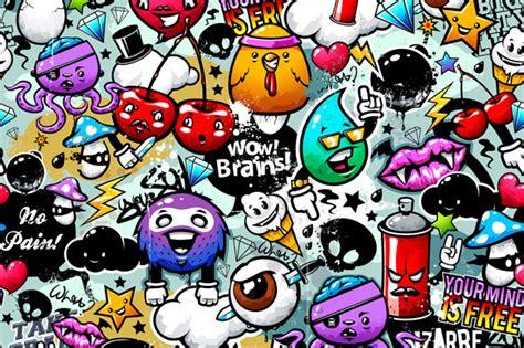 convert image templates graffiti graffiti characters monster malaikat kartun 187 designtube