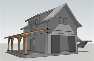 opossum creek cabin a timber frame garage With a frame garage kit