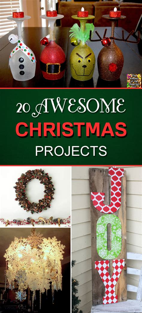 awesome diy christmas projects  beautify  home