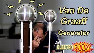 Building A Van De Graaff High Voltage Generator