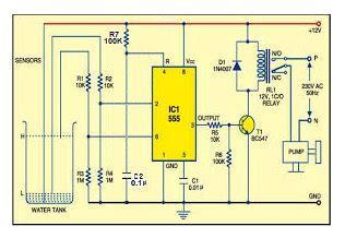 Flipflop Timer Bistable Circuit Problem Default