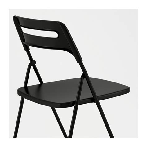 chaise plastique ikea nisse folding chair black ikea