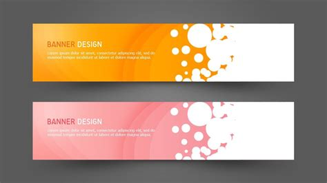 adobe after effects banner templates photoshop tutorial web design simple banner after