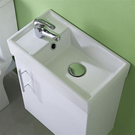 Small White Vanity by White Small Wall Mount Vanity Vessel Sink 16 Quot
