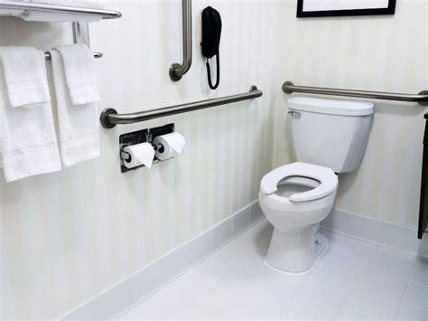handicap restroom rails bathroom design for elderly comfort and safety