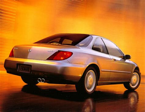 Acura 1997 Cl by 1997 Acura Cl Overview Cars