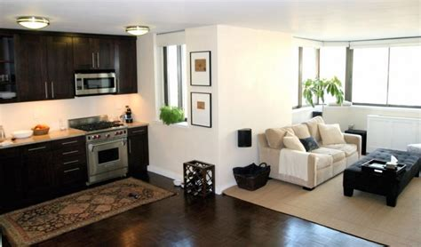 interior design kitchen living room simple interior design apartment kitchen and livingroom home inspiring