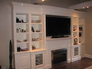 10feet Custom Wall Unit Painted Cloud White exclusive