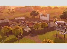 Fortnite Season 4 All New Locations and Landmarks News