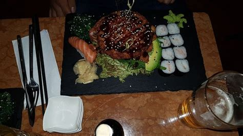 Sushi In Lübeck by Arsi 233 N Sushi L 252 Beck Restaurant Bewertungen