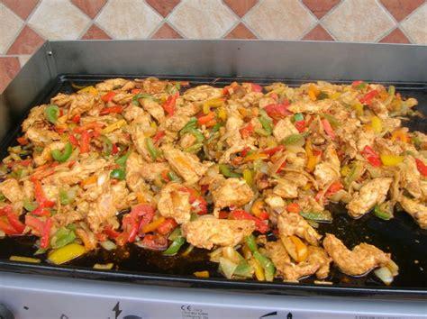 recette cuisine plancha plancha recette poulet top plancha