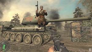 Ww2 - Soviet Army Getting Close To Berlin