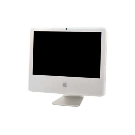 bureau imac apple imac 20 quot a1207 emc 2118 2 16ghz unité centrale