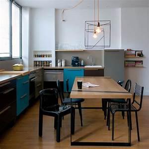 Aménagement Cuisine En U : am nagement d 39 une cuisine les r gles de base respecter ~ Premium-room.com Idées de Décoration