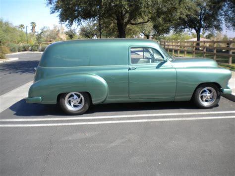 1951 Chevrolet Sedan Delivery For Sale Classiccarscom